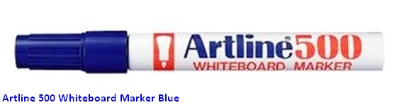 Supplier ATK Artline 500 Spidol Papan Tulis Biru Harga Grosir