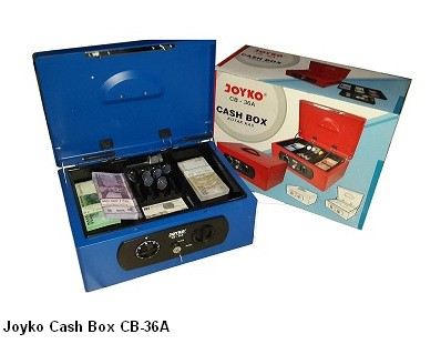 Supplier ATK Joyko Cash Box CB-36A Harga Grosir
