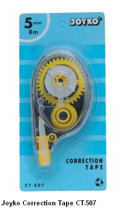 Supplier ATK Joyko Correction Tape CT-507 Harga Grosir