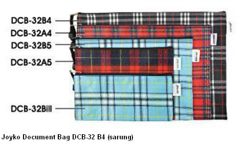 Supplier ATK Joyko Document Bag DCB-32 B4 (sarung) Harga Grosir