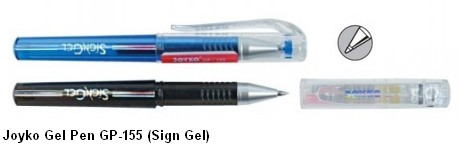Supplier ATK Joyko Gel Pen GP-155 (Sign Gel) Harga Grosir