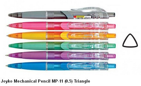 Supplier ATK Joyko Pensil Mekanik MP-11 (0.5) Triangle Harga Grosir