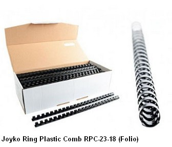 Supplier ATK Joyko Ring Plastic Comb RPC-23-18 (Folio) Harga Grosir