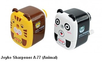Supplier ATK Joyko Serutan Pensil A-77 (Animal) Harga Grosir