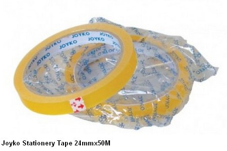 Supplier ATK Joyko Stationery Tape 24mmx50M Harga Grosir