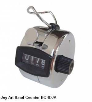 Supplier ATK Joy-Art Hand Counter HC-4DJA Harga Grosir