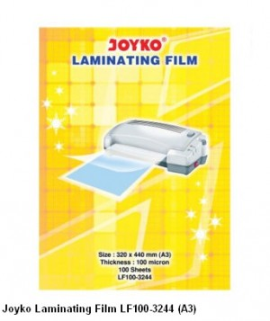 Supplier ATK Joyko Laminating Film LF100-3244 (A3) Harga Grosir