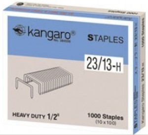 Supplier ATK Kangaro Isi Staples No.23/13-H Harga Grosir