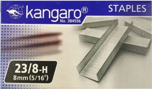 Supplier ATK Kangaro Isi Staples No.23/8-H Harga Grosir