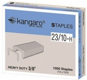 Supplier ATK Kangaro Isi Staples No.23/10-H Harga Grosir