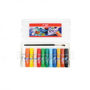 Supplier ATK TiTi Gel Crayon 12 Warna TI-GC/12P Harga Grosir
